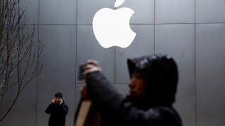 APPLE INC. Apple acerta contas com o fisco francês
