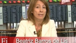 AXA Beatriz Barros de Lis Country Manager de AXA IM en Estrategias tv (19-10-11)