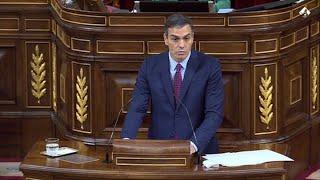 El Gobierno español supera una moción de la ultra derecha que exigía su renuncia