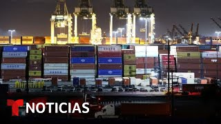 Los Ángeles impondrá multas a empresas de cargo que demoren en sacar sus contenedores de los puertos