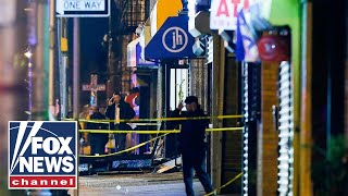 Multiple deaths in shootout at New Jersey supermarket