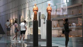Tür auf für die Gäste: Griechische Museen geöffnet