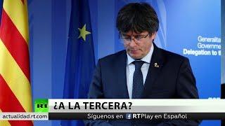 Bélgica deja en libertad sin fianza a Puigdemont tras nueva euroorden