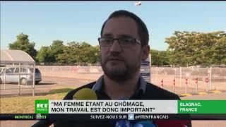 AIRBUS Airbus : mobilisation des salariés en Occitanie