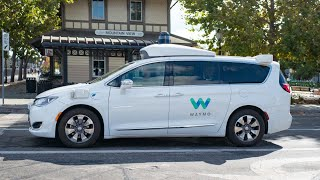 COMP SERVICES INC Waymo Suspends Services