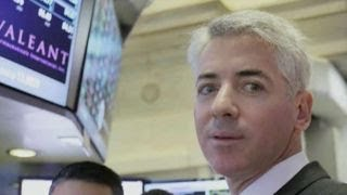 PERSHING SQUARE HOLDINGS LTD ORD NPV Ackman's Pershing Square Capital reportedly losing investors at rapid pace