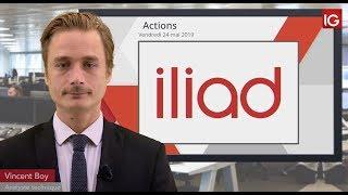 ILIAD Bourse - ILIAD, Barclays en soutien - IG 24.05.2019