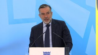 """López hace llamamiento a no olvidar """"el daño causado por ETA"""""""