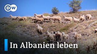 Wenn die Jugend in Albanien aus den Bergen abwandert | Global Ideas