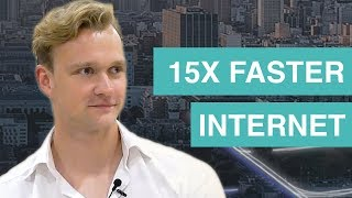 Can we get 15X FASTER Internet ? w/ Noia Network