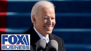 Live: Biden signs executive order on the economy