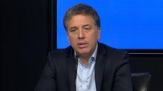 Dujovne anunció un superávit fiscal de $10.341 millones en el primer trimestre