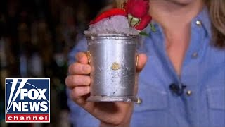 MINT CORP. Celebrate the Kentucky Derby with a $1,000 mint julep