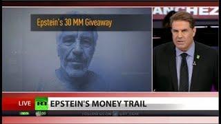 DEUTSCHE BANK AG NA O.N. Deutsche Bank's dirty deal with Jeffrey Epstein