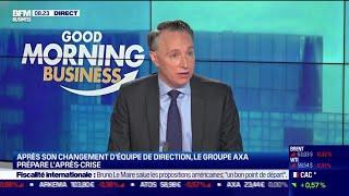 AXA Thomas Buberl (Axa) : Axa va investir entre 1,5 et 2 milliards d'euros dans les prêts participatifs
