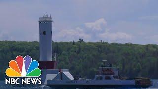 Resort Communities Feel Devastating Financial Effect Of The Coronavirus Pandemic | NBC Nightly News