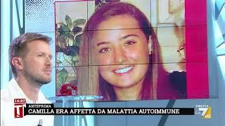 """Camilla, Padellaro: """"Chi chiede scusa? Inaccettabile questa scomparsa, inaccettabile lo ..."""