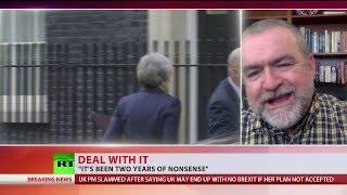 "Gaunt: ""Theresa May has definitely betrayed and humiliated us"""