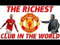 MANCHESTER UNITED - Manchester United: revenus