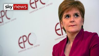 Sturgeon's 'pain and regret' over Salmond case