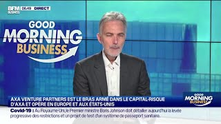 AXA François Robinet (AVP): Axa Venture Partners, le bras armé dans le capital-risque d'Axa
