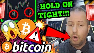 BITCOIN WTF?!!! Is THIS REALLY ABOUT to HAPPEN to BITCOIN?!! If You Hold ALTCOINS Watch ASAP!
