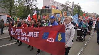 DGB GROUP N.V. Tag der Arbeit: DGB wirbt für Europa