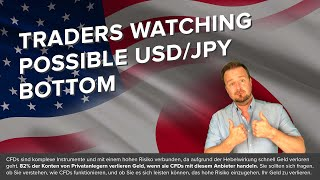 USD/JPY 18.01.2021 | DIE WOCHE | Traders watching possible USD/JPY bottom