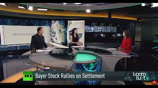 BAYER Bayer Back in Court & the Adoption of Blockchain