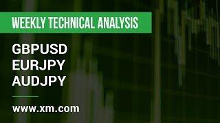 AUD/JPY Weekly Technical Analysis: 15/10/2019 - GBPUSD, EURJPY, AUDJPY
