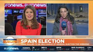 GME RESOURCES LIMITED Spanish Elections: What's the mood like ahead of key elections? | GME