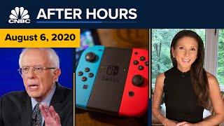 NINTENDO CO. LTD Nintendo reports wild 428% jump in profits, thanks to pandemic gaming: CNBC After Hours