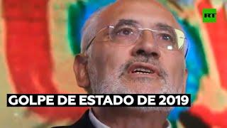 Citan en Bolivia como testigo al expresidente Carlos Mesa por golpe de Estado de 2019