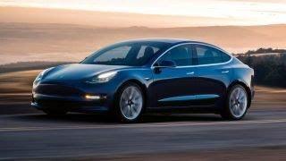 TESLA INC. Recharge a Tesla in under half an hour