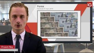 USD/JPY Bourse - USDJPY, en direction de la MM200 - IG 01.03.2019
