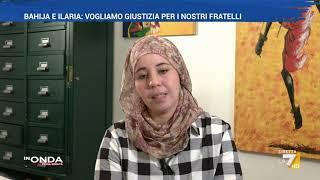 """Voghera, la sorella di Younes: """"Salvini è senza cuore"""""""
