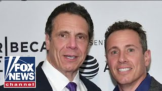 Investigators find CNN's Chris Cuomo drafted statement of denial for brother