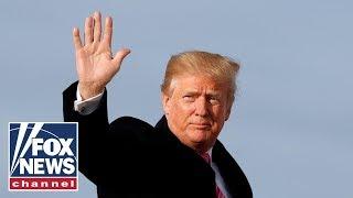 Live: Trump departs DC en route to Austin, Texas
