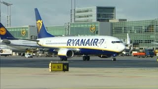 BOEING COMPANY THE Ryanair to cut flights after Boeing 737 Max delays