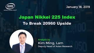 NIKKEI 225 Japan Nikkei 225 Index: To Break 20960 Upside