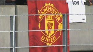 MANCHESTER UNITED Manchester United vaut plus de 3 milliards d'euros
