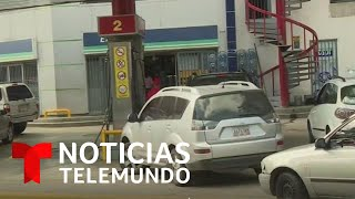 GASOL Tras la falta de billetes, esta es la insólita manera con la que se paga gasolina en Venezuela