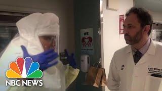 UNIT CORP. New York Hospital's Cardiac Unit Pivots To Treat COVID-19 Patients   NBC News NOW