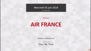 AIR FRANCE -KLM AIR FRANCE : survendu