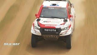 TOYOTA MOTOR CORP. Sikl Way Rallye 2019 - Doppelsieg für Toyota