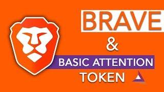 BASIC ATTENTION TOKEN Navigateur Brave et son Basic Attention Token