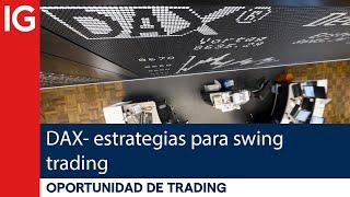 DAX30 PERF INDEX Análisis del DAX con SWING TRADING en el día de hoy   Oportunidad de trading