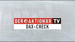 DAX30 PERF INDEX DAX-Check: Handelsstreit bestimmt wieder das Marktgeschehen