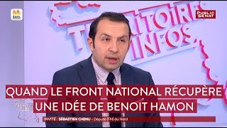 Quand le Front national récupère une idée de Benoit Hamon