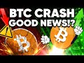 WARNING! Another CRASH Soon!! Why It's GOOD NEWS!!